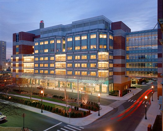 Picture of the Beth Israel Deaconess Medical Centre in Boston. One of our alumni did an external clinical rotation here.